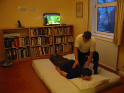 Shiatsu Massage in Lanarkshire