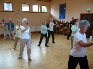 tai chi in east kilbride