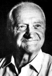Polarity Therapy founder, Randolph Stone