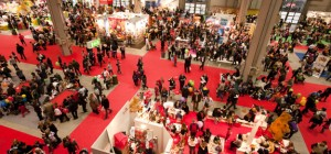 Corporate events - Pro Holistic sevices at trade shows