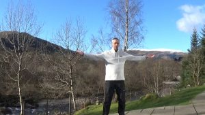 Online qigong courses - connecting heaven and earth qigong