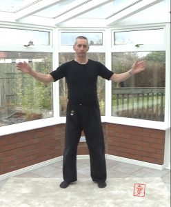 Healing with Qigong - Metal exercise