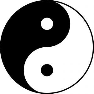 Yin Yang Taiji