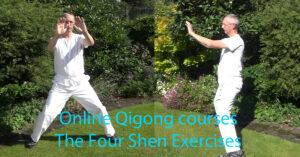 Online Qigong courses - The Four Shen Qigong