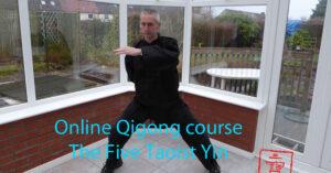 Online Qigong course - the Five Taoist Yin